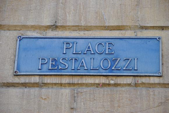 Place Pestalozzi