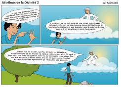 4 - Attributs de la divinité