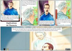 14 – Explications de Clarencio
