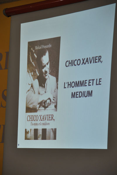 Conférence Chico Xavier