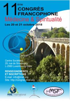 11ème congrès médecine et spiritualité