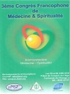 3ème congrès médecine et spiritualité