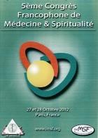 5ème congrès médecine et spiritualité