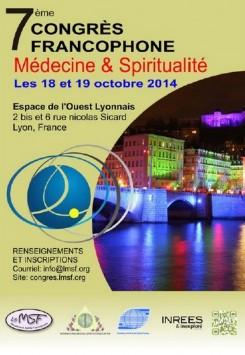 7ème congrès médecine et spiritualité