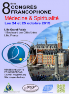 8ème congrès médecine et spiritualité