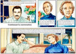 21 – Continuant la conversation